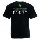 Tričko pánské Irská - zakázanÝovoce